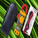 FLUKE-321, 400amp ac clamp meter; midsize jawManufacturer Part Number: 1613429 - Product Image