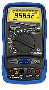 AEMC Model MX24B[Catalog No. 2119.24]Digital Multimeter (5000-count, TRMS, 0.3% accuracy, with holster) - Product Image