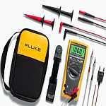 FLUKE-179/EDA2 ELECTRONICS DMM AND DELUXE ACCESSORY COMBO KIT Item Number- 2718166 - Product Image