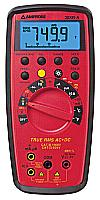 Amprobe 38XR-A True-rms Digital Multimeter with TemperatureManufacturer Part Number: 2727824 - Product Image